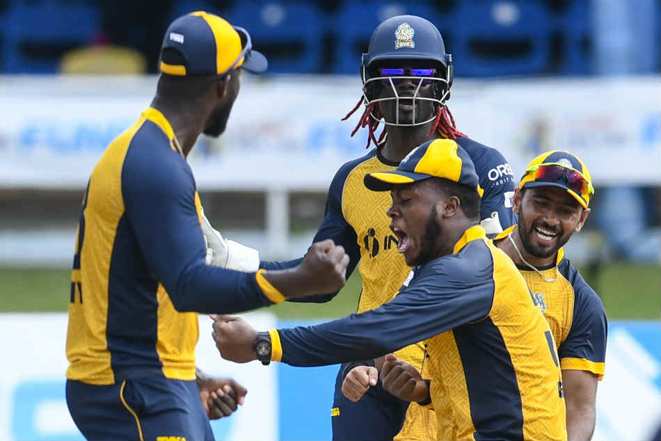 CPL 2020: St Lucia Zouks bowlers strangle Barbados Tridents for a three-run win