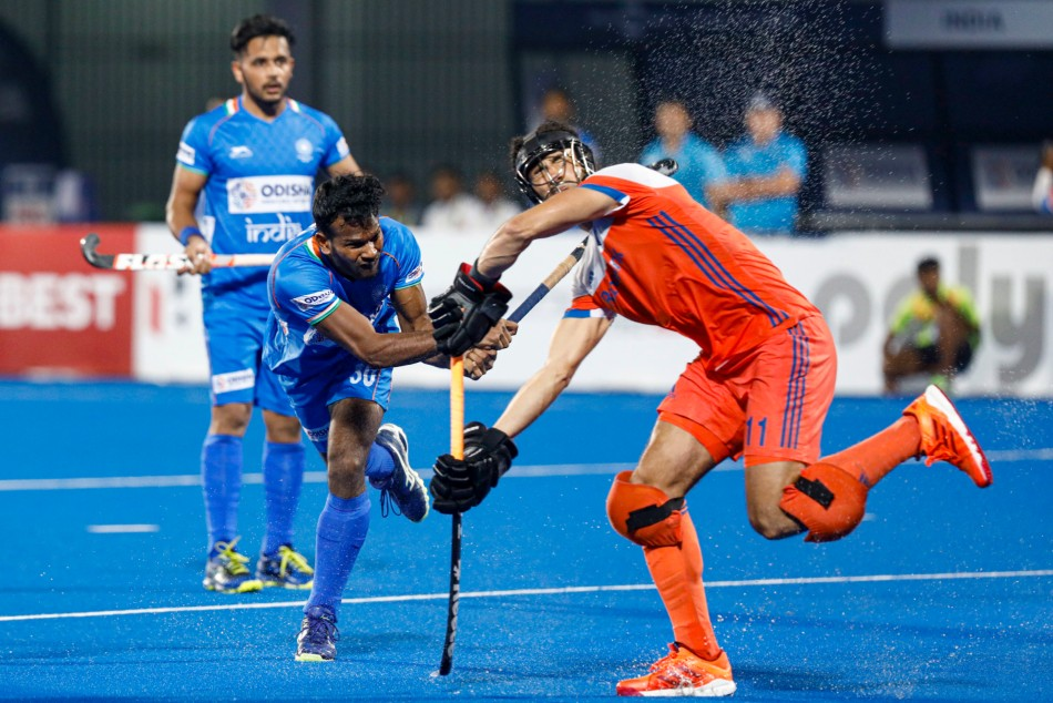 Indian hockey defender Amit Rohidas lauds Odishas continued efforts in improving infrastructure at grassroots level