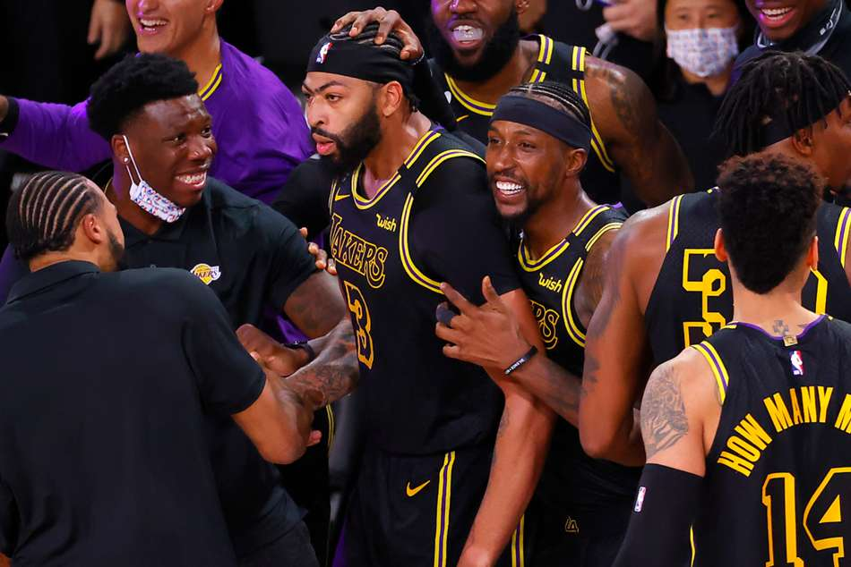 It's a Mamba shot – Lakers coach Vogel hails Davis' game-winner