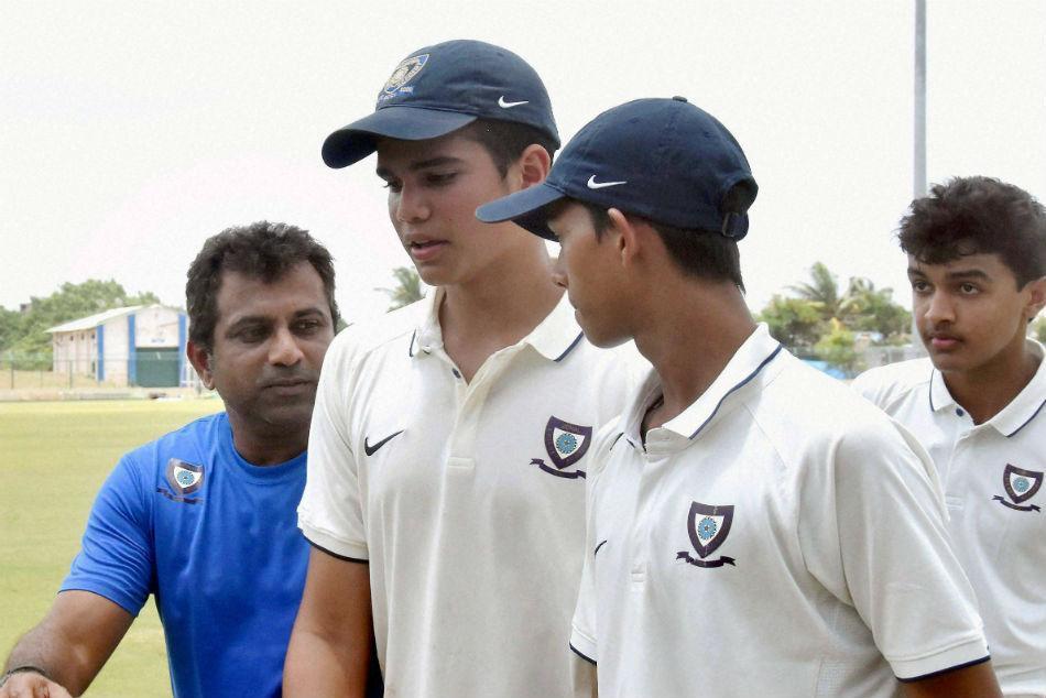 IPL 2020: Has Arjun Tendulkar joined Mumbai Indians? Here's what he's doing with Rohit Sharma & Co in UAE