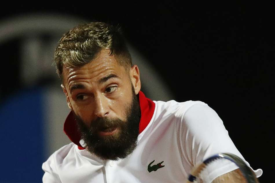Paire claims he competed at European Open despite two positive coronavirus tests