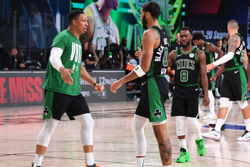 Celtics stay alive with Game 5 win over Miami