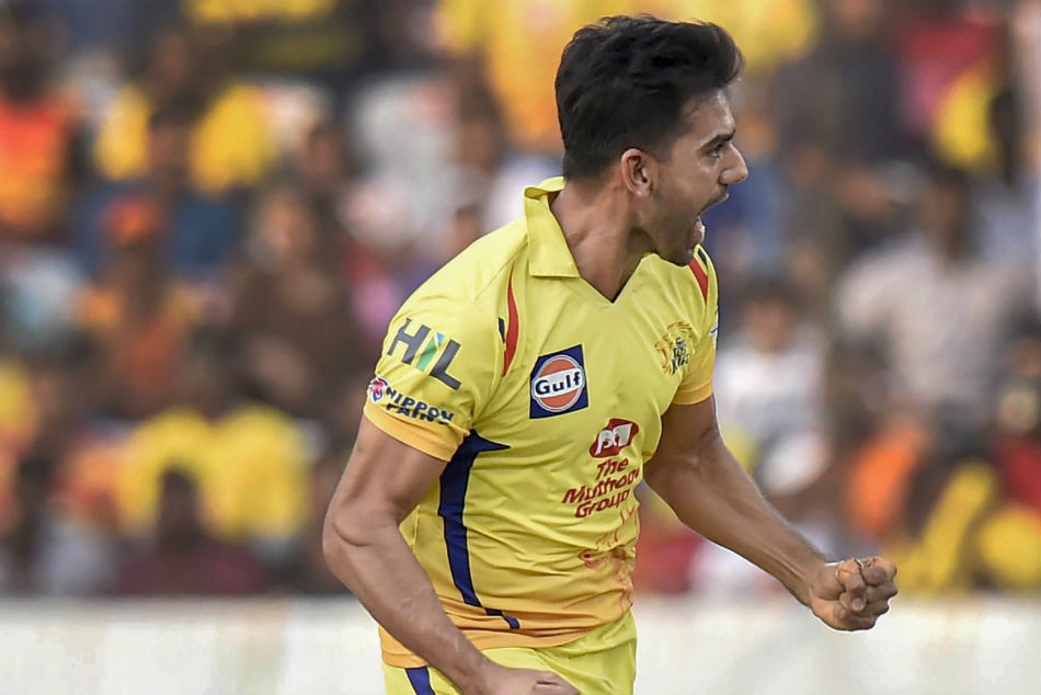 IPL 2020: Chahar returns unfavourable take a look at twice, again to crew lodge