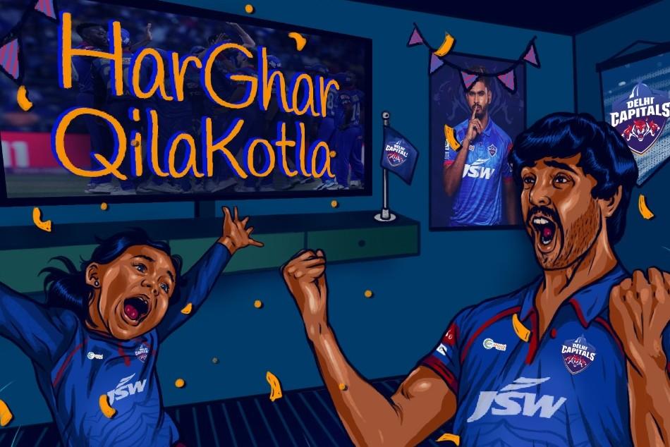 IPL 2020: Delhi Capitals reinvents virtual fan engagement this season