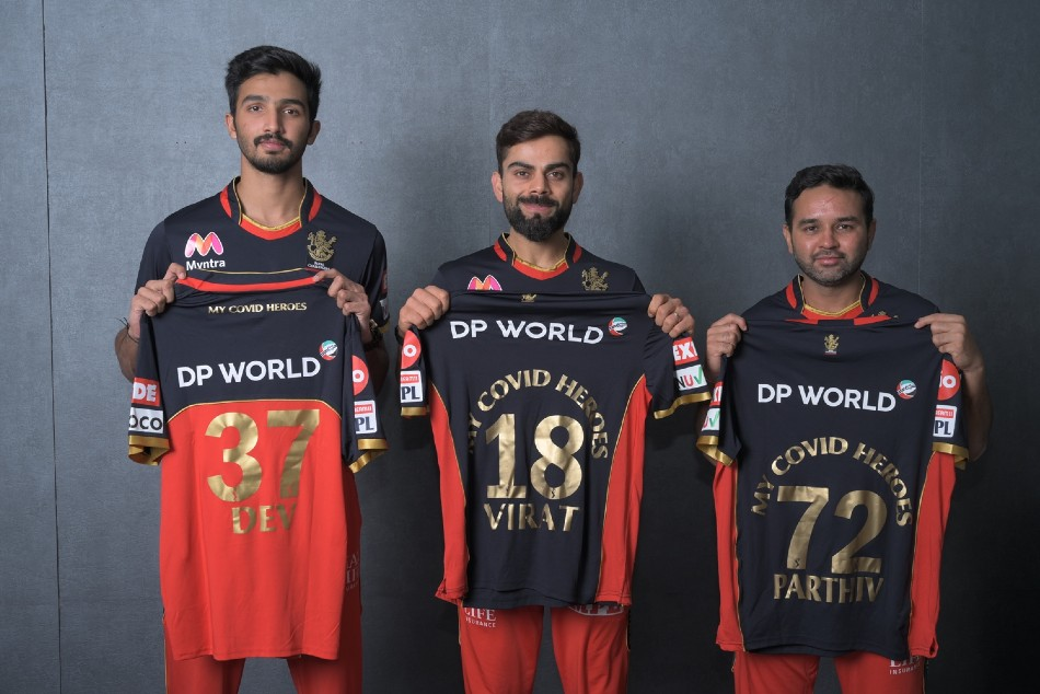IPL 2020: Royal Challengers Bangalore to honour Covid Heroes, will sport #MyCovidHeroes tribute jersey