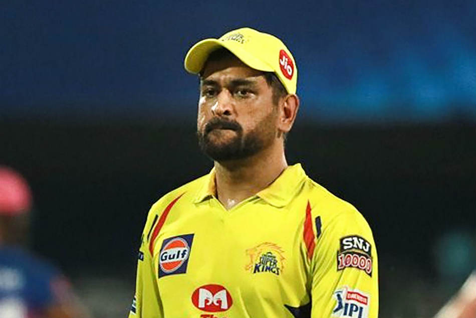 Despite Dhonis late assault, CSK lost the match to Rajasthan Royals by 16 runs