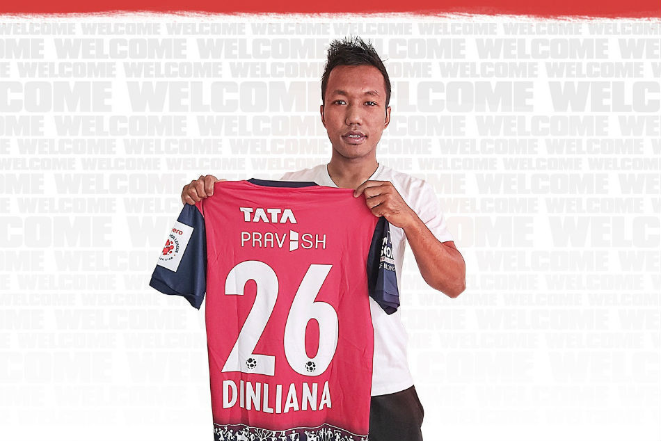 Defender Laldinliana roped in by Jamshedpur FC