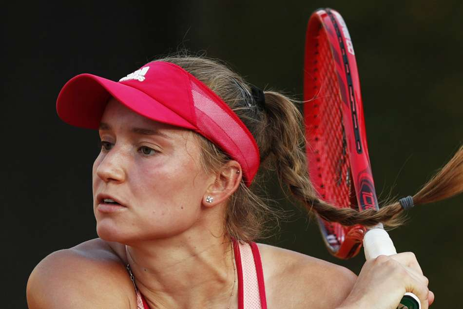 Rybakina reaches fifth WTA Tour final of the year