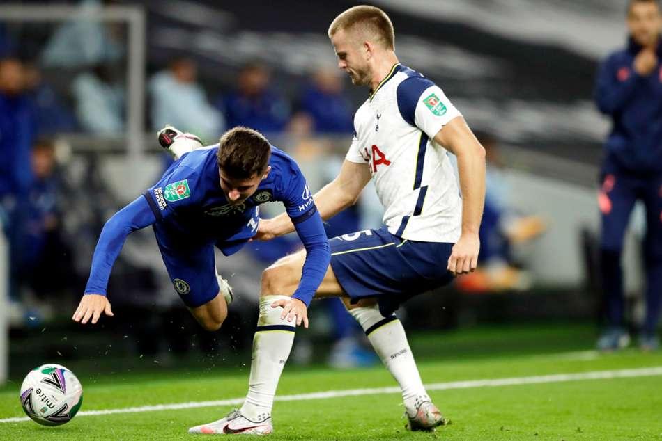 Jose Mourinho Hails Eric Dier Despite Unplanned Toilet Break Against Chelsea