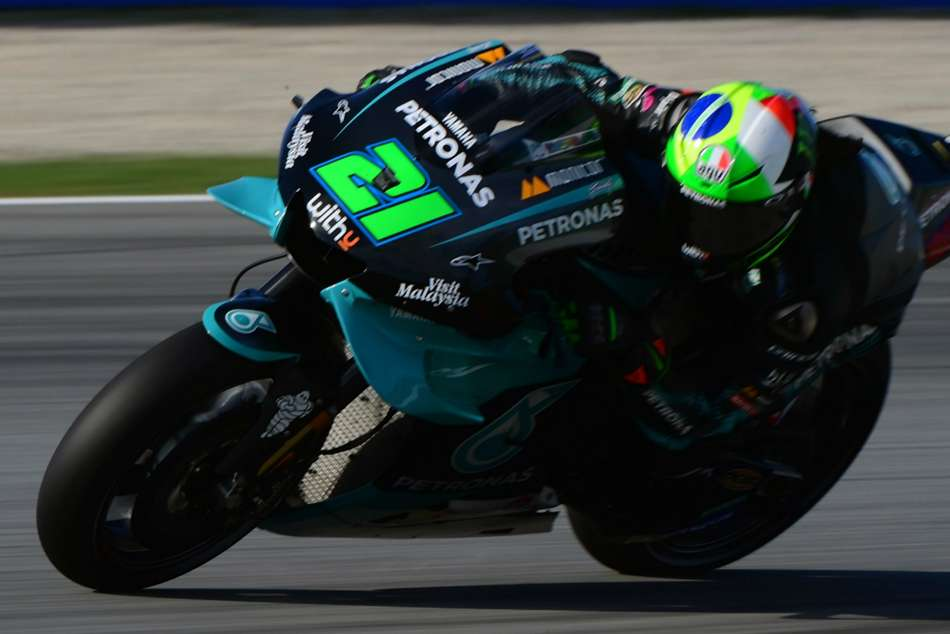 MotoGP 2020: Morbidelli snares first ever pole as Quartararo steals a march on disappointing Dovizioso