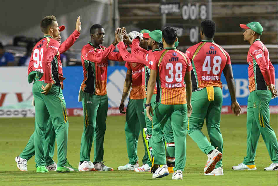 CPL 2020: Guyana Amazon Warriors elbow out champions Barbados Tridents from match