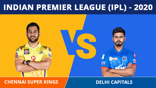 IPL 2020: CSK v DC Match 7 Updates: Prithvi Shaw smashes quickfire fifty; Chawla traps Dhawan in front for 35