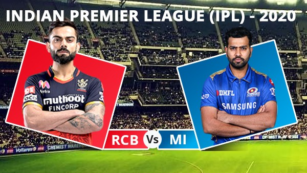 IPL 2020: RCB vs MI, Match 10 Updates: Padikkal, Finch get RCB's innings underway after being put into bat