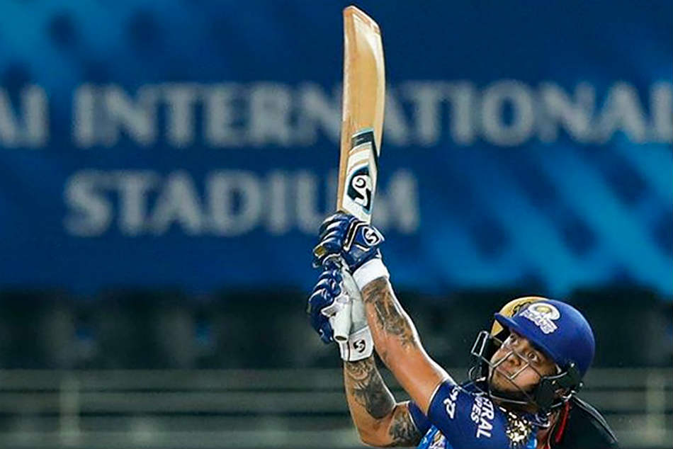 Rohit Sharma pats Kieron Pollard, Ishan Kishan for keeping Mumbai Indians in the match