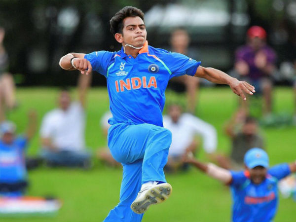 4. Kamlesh Nagarkoti - Kolkata Knight Riders