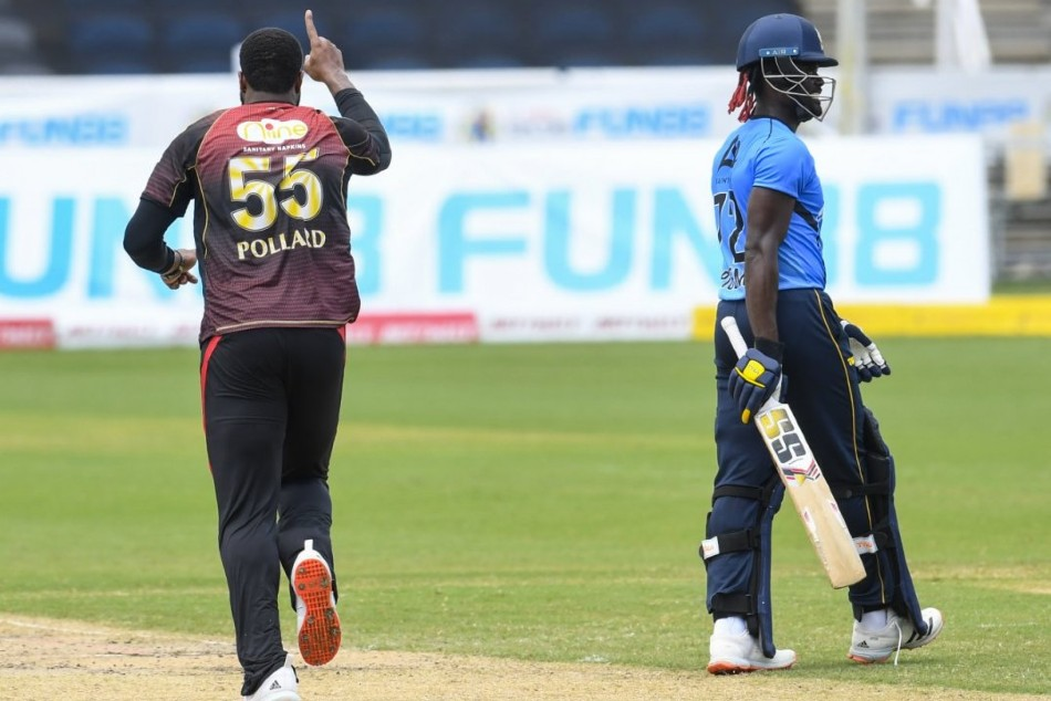 CPL 2020: Pollard, Bravo brothers shine as Trinbago Knight Riders beat St Lucia Zouks by 23 runs; declare ninth win