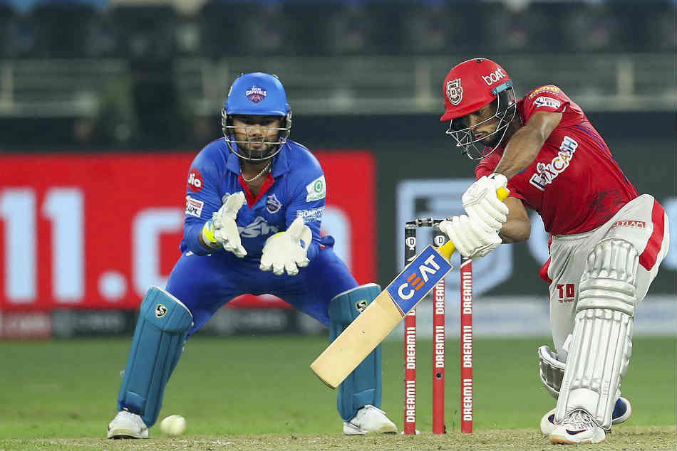 Controversial umpiring decision mars Delhi Capitals' win over Kings XI Punjab in IPL 2020