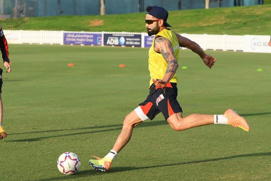 IPL 2020: Harry Kane lauds Kohli's abilities; the RCB skipper responds