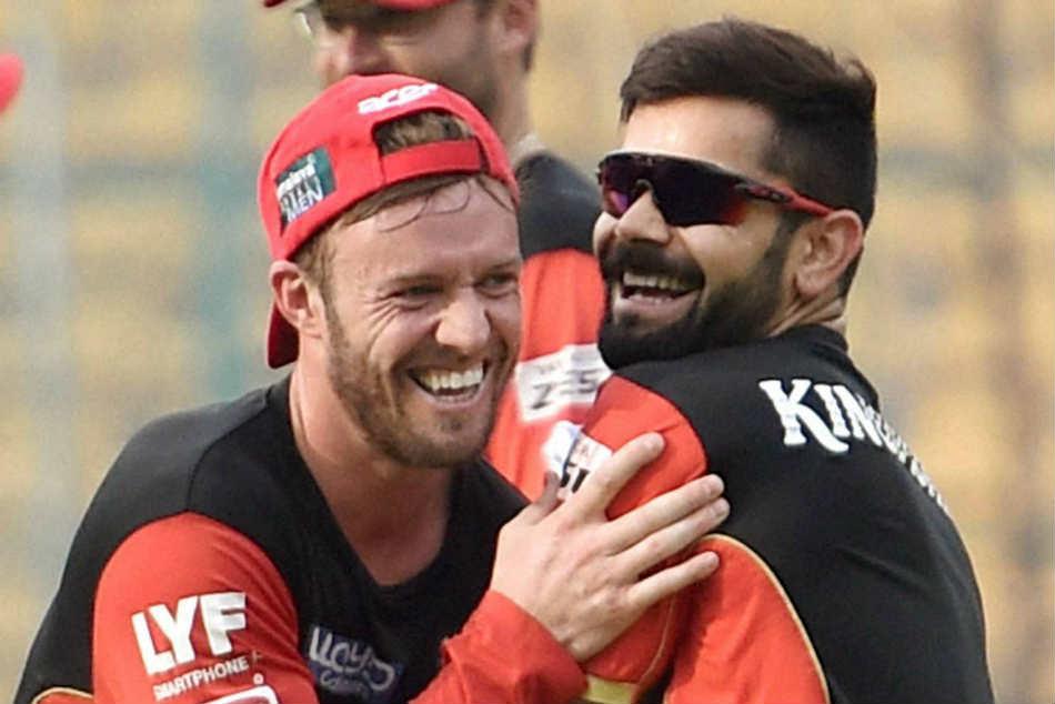 IPL 2020: Virat Kohli's success, AB de Villiers reveals the key