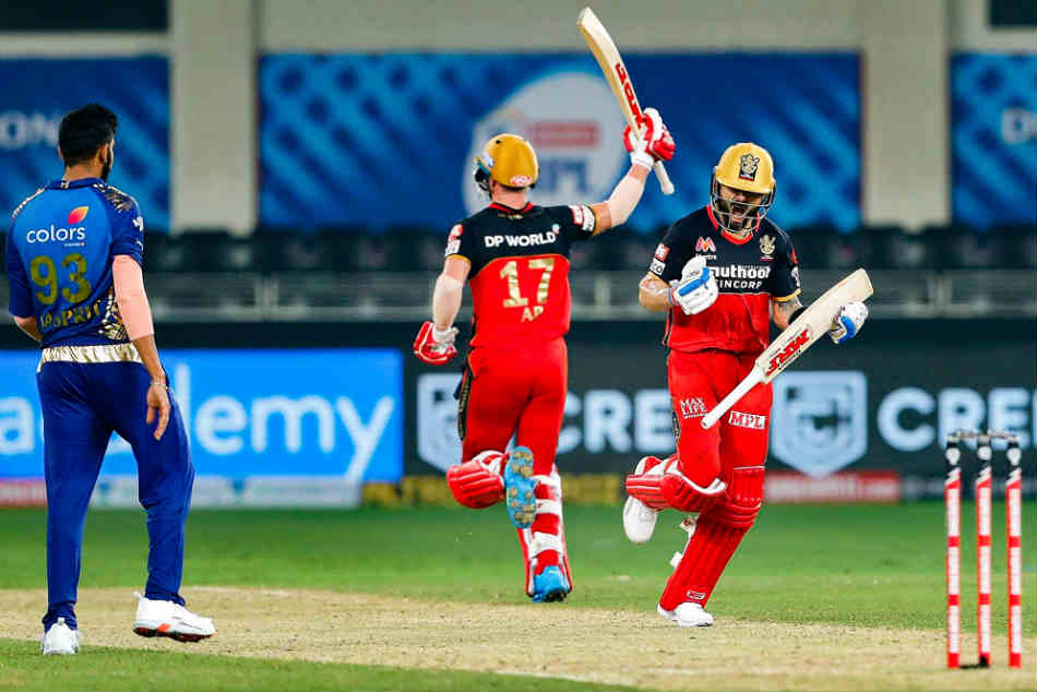 Virat Kohli lauds Navdeep Saini, AB de Villiers for Royal Challengers Bangalore's Super Over win
