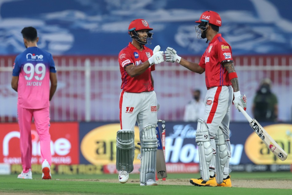 IPL 2020: KL Rahul-Mayank Agarwal forge 183-run opening stand against Rajasthan Royals, create record