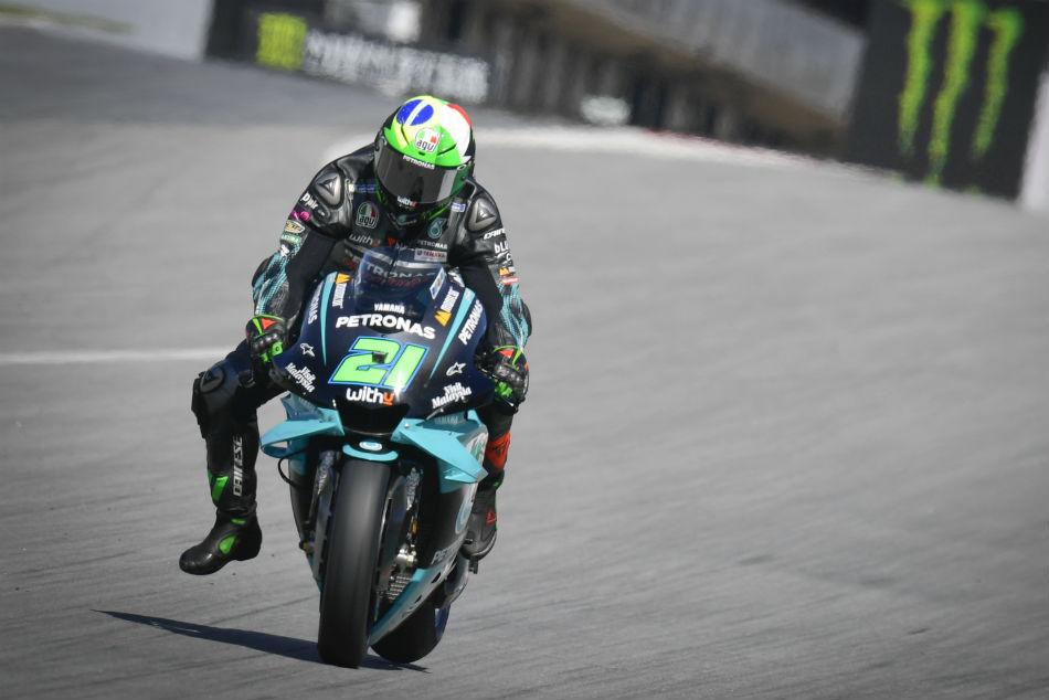 Catalan GP: Morbidelli sets Barcelona benchmark