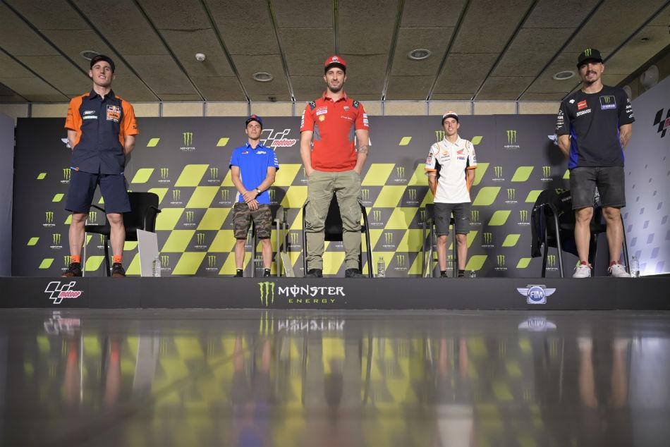 Catalan GP: MotoGP riders ready for second half of the season
