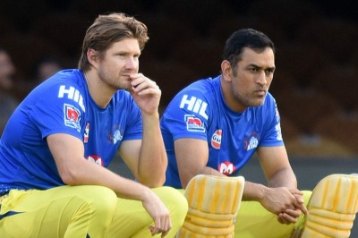 IPL 2020: At the ripe outdated age of 39! Dhoni-Watson smash it within the nets