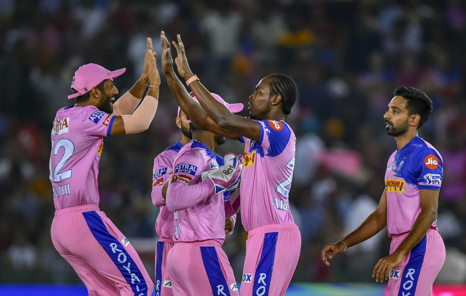 IPL 2020 schedule: Rajasthan Royals full record of fixtures, timings, squad and report