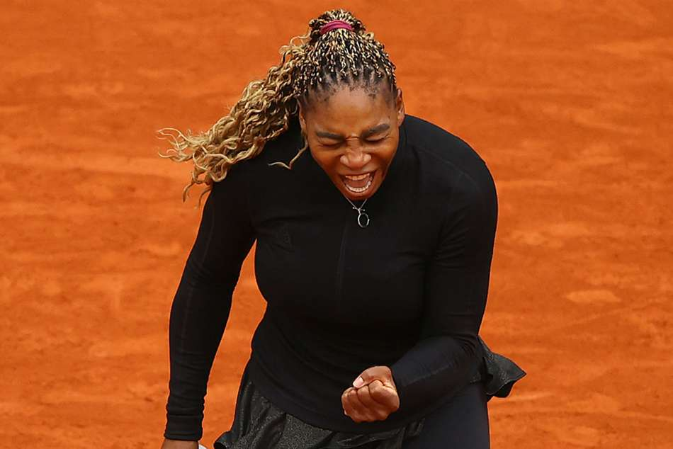French Open 2020: Serena Williams sees off Ahn again in slam opener