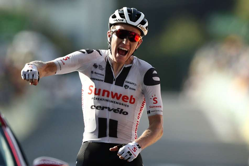 Tour de France: Kragh Andersen doubles up with dominant stage 19 win