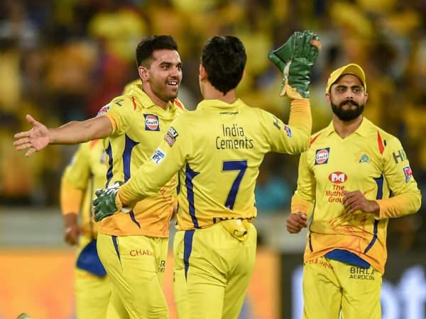 4. IPL 2020: Full squads of 8 teams