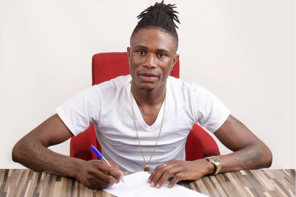Jamshedpur FC sign Nigerian defender Stephen Eze (Image Courtesy: JFC Website)