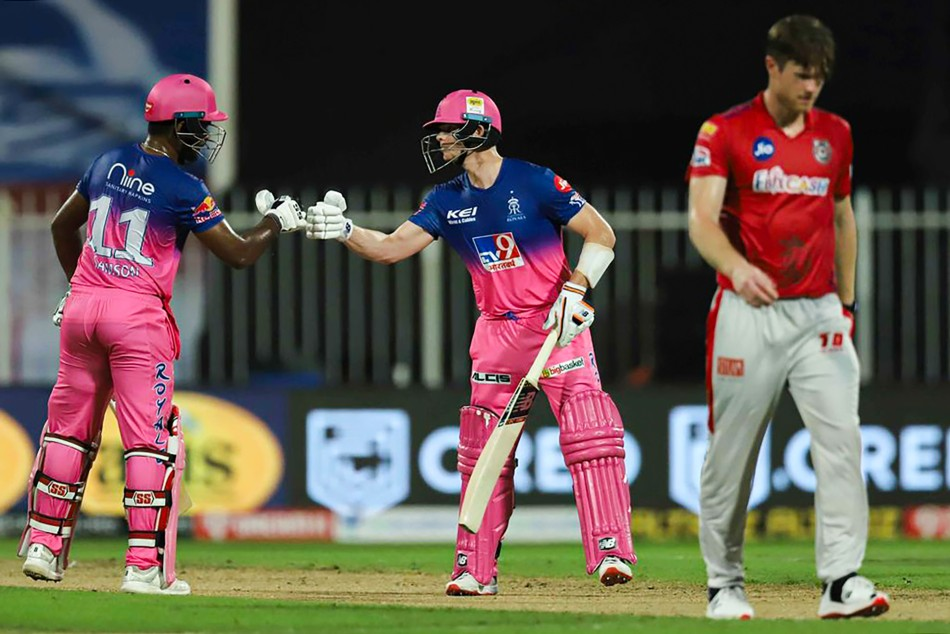 IPL 2020: Rajasthan Royals pull off highest successful run chase in IPL  history; Sanju Samson, Rahul Tewatia shine - myKhel
