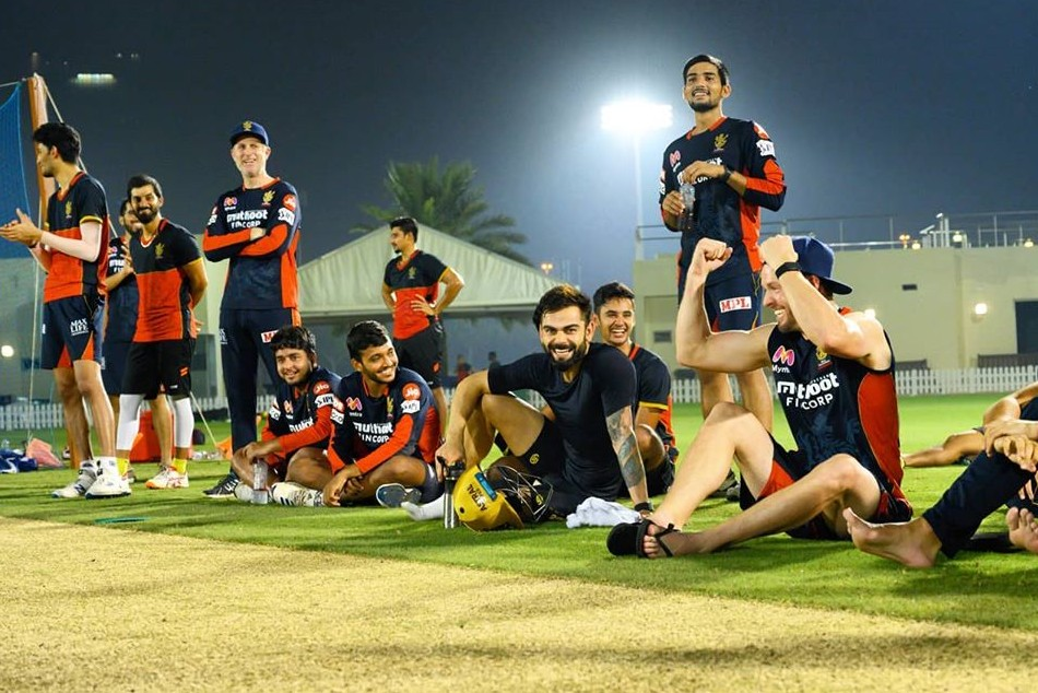 IPL 2020: Animated Kohli cheers on RCB bowlers throughout yorker challenger: Watch!