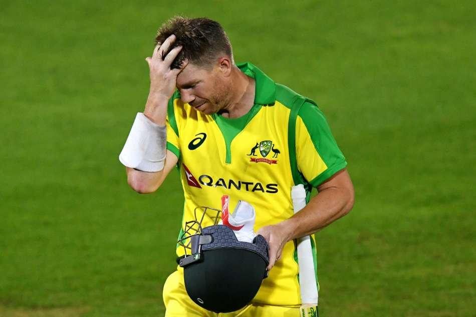 England vs Australia, 1st T20I: Warner affords no excuses after Australia batting collapse