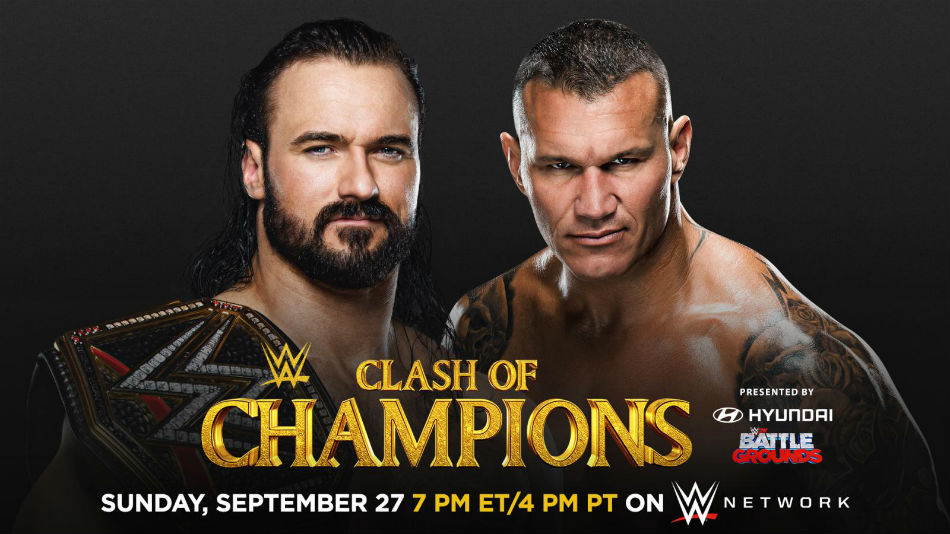 Wwe Clash Of Champions Ergebnisse
