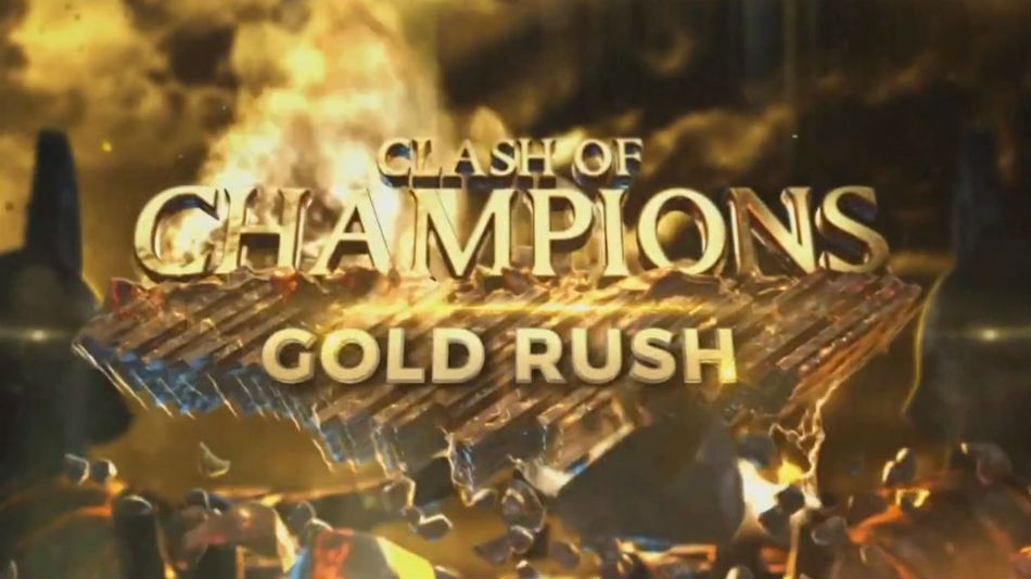 WWE Clash of Champions 2020 (image courtesy Twitter)
