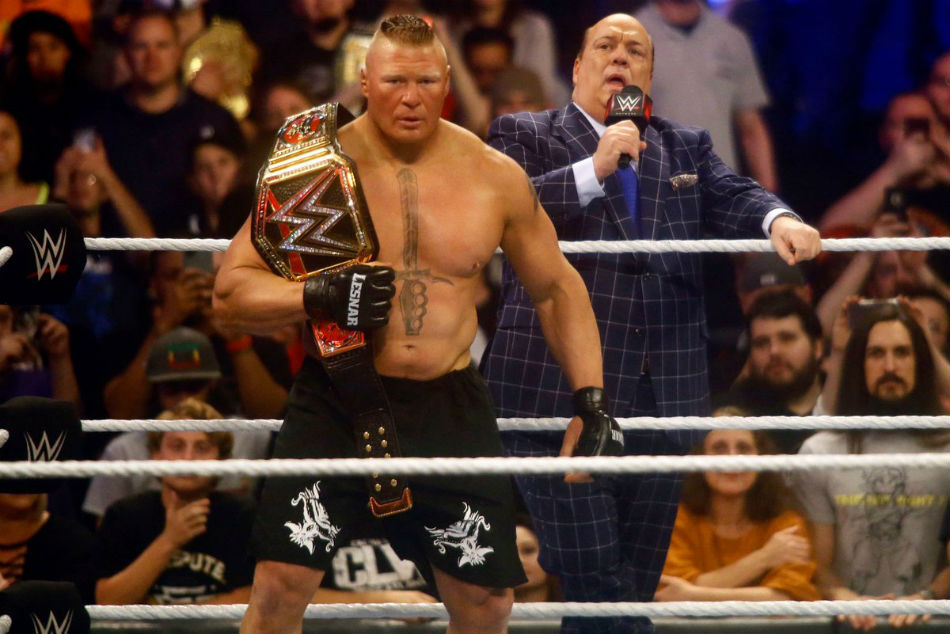 Brock Lesnar Salary Full Details Of Wwe Contracts Signed By The Beast