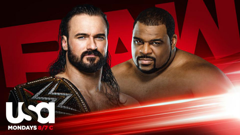 WWE Champion returns to action on tonights Raw (image courtesy WWE.com)