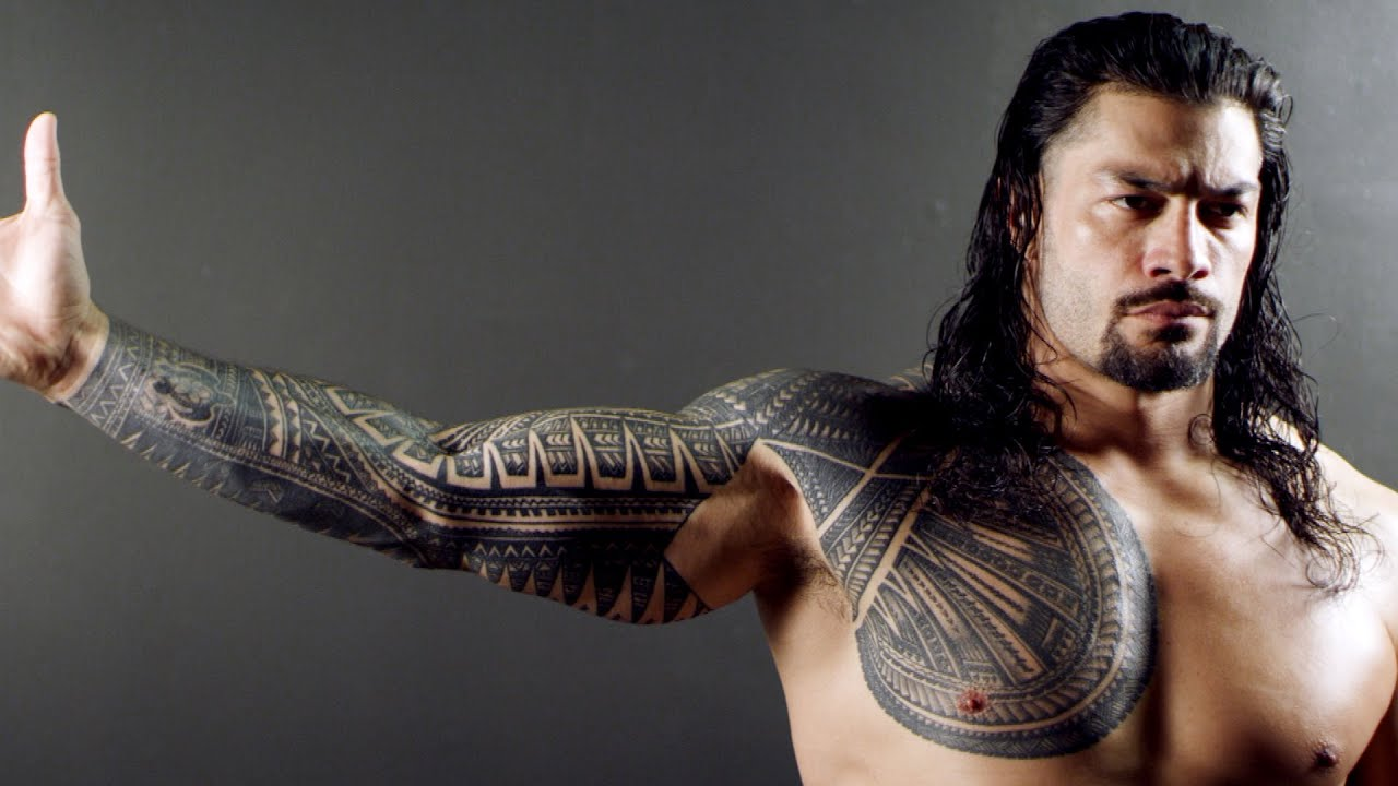 Roman Reigns (image courtesy YouTube)