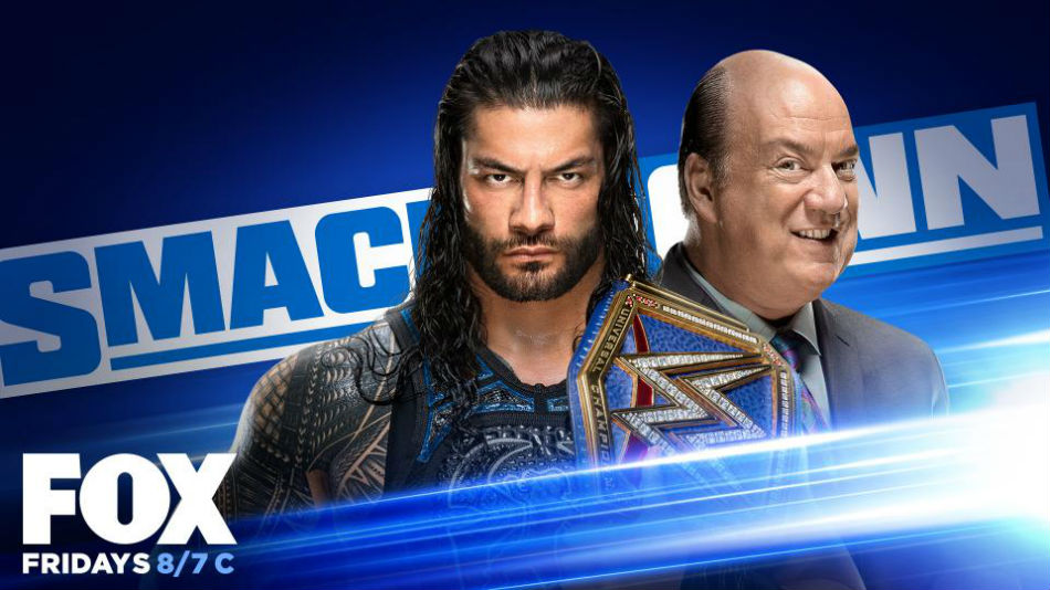 WWE Friday Night Smackdown preview and schedule: September 25, 2020