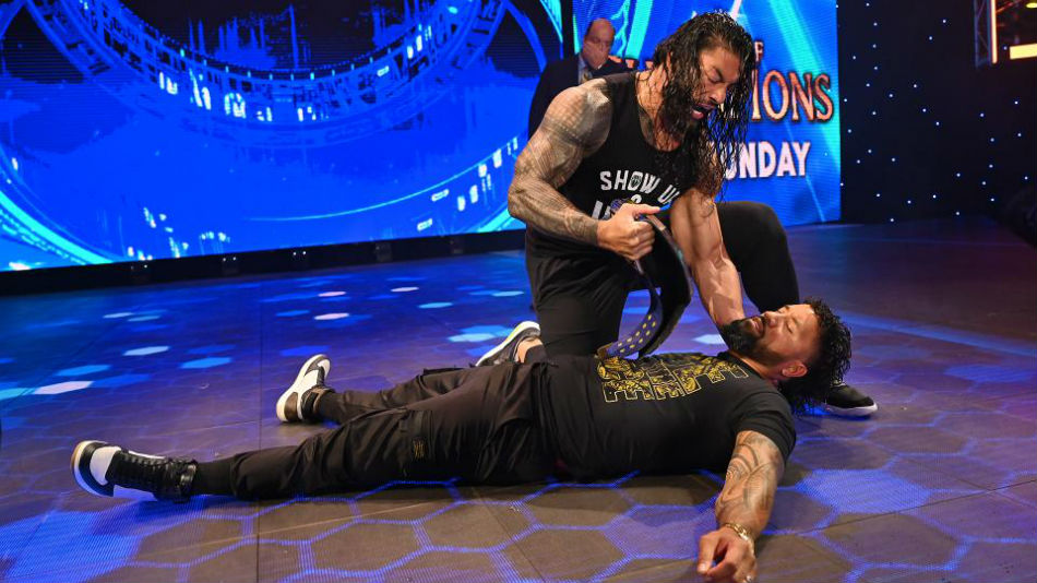 Wwe Friday Night Smackdown Results And Highlights September 25 2020
