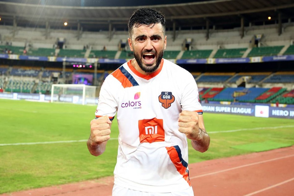 ISL 2020-21: Mumbai City FC rope in Moroccan midfielder Ahmed Jahouh on a two-year contract