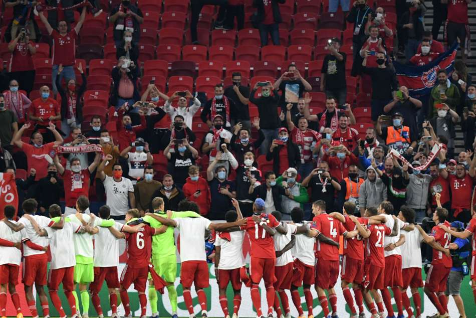 UEFA clear fans to return, capacity limit set at 30 per cent