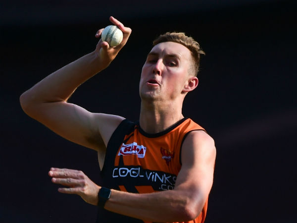 4. Billy Stanlake (Sunrisers Hyderabad)
