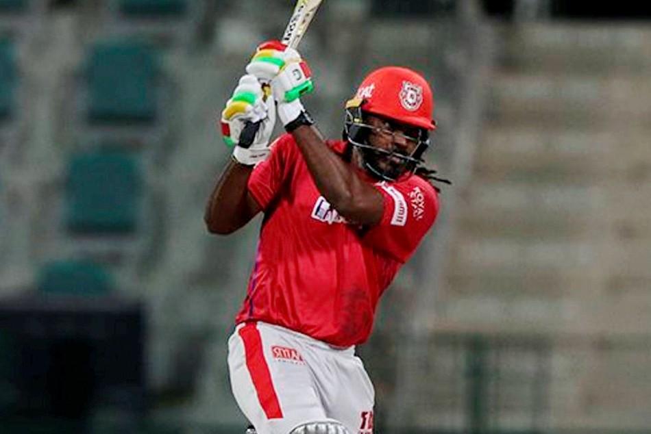 IPL 2020: KXIP vs RR, Match 50, 1st innings: Scintillating Gayle guides Kings XI Punjab to 185/4