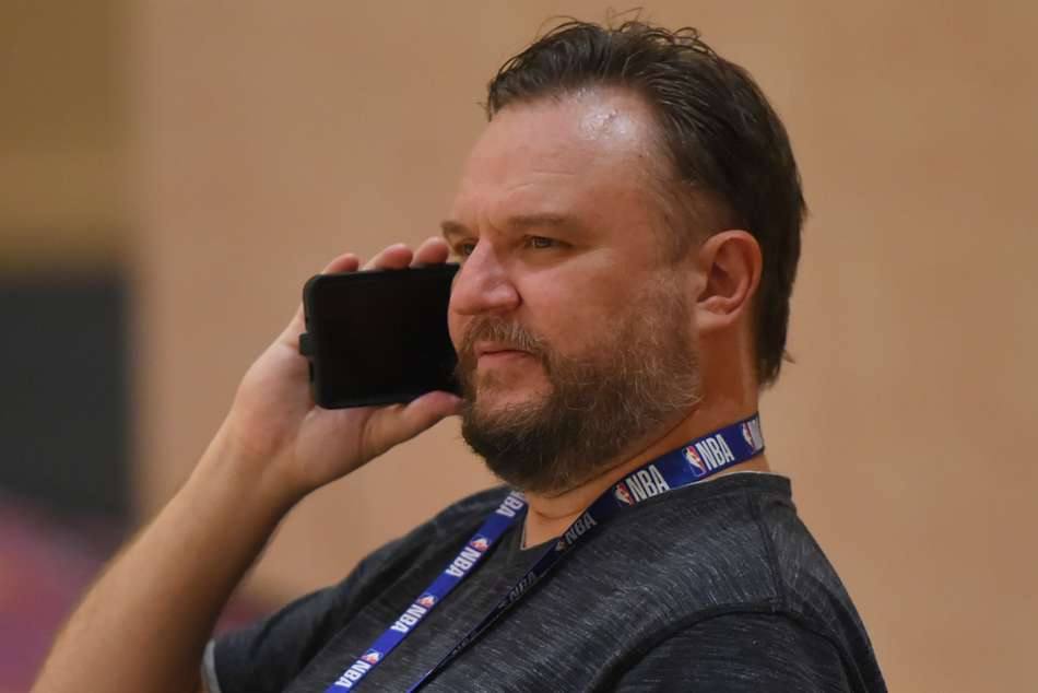 Daryl Morey Steps Down Houston Rockets Gm Nba