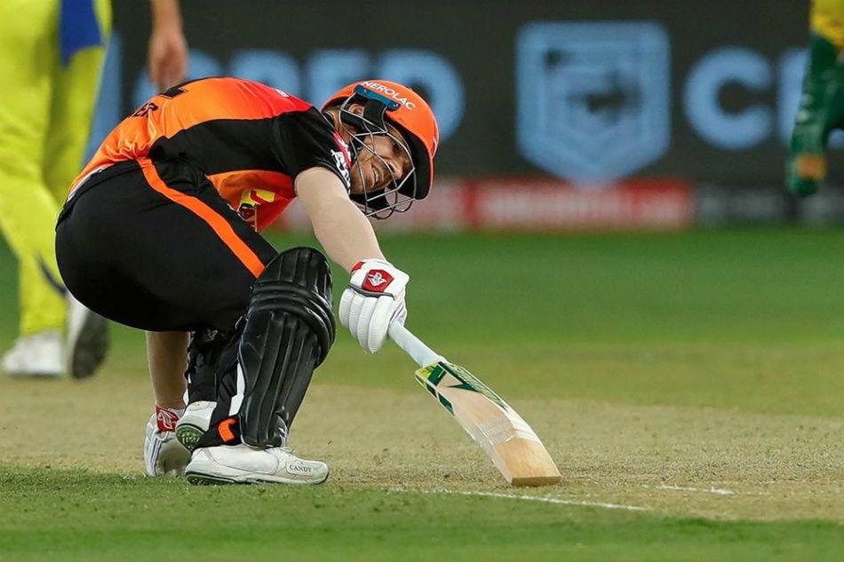 IPL 2020: David Warner feels Sunrisers Hyderabad had been batsman quick towards CSK