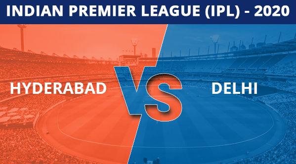 IPL 2020: SRH vs DC Dream11 Team Prediction, Tips, Best Playing 11 details